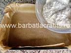 Prajitura cu cocos, nuca si crema preparare reteta blat cu nuca