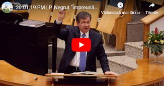 Paul Negruț 🔴 Împreună ca familie - și aici, și în veșnicie!