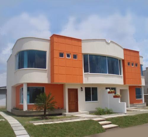 Fachadas de casas modernas fachadas de casas sencillas for Fachadas de casas modernas de dos pisos sencillas