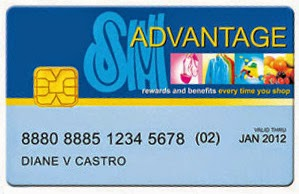 SM Advantage Card