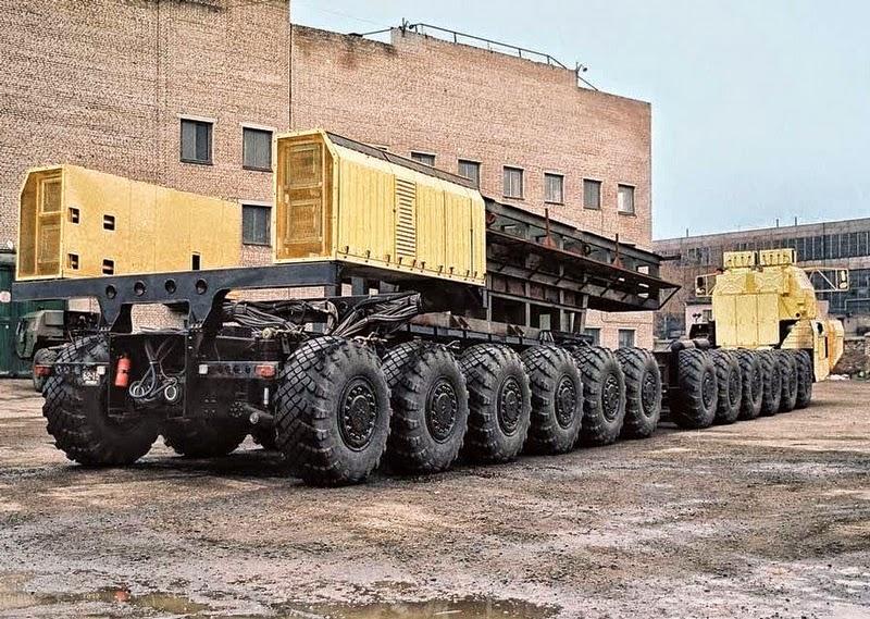 truk panjang 30m
