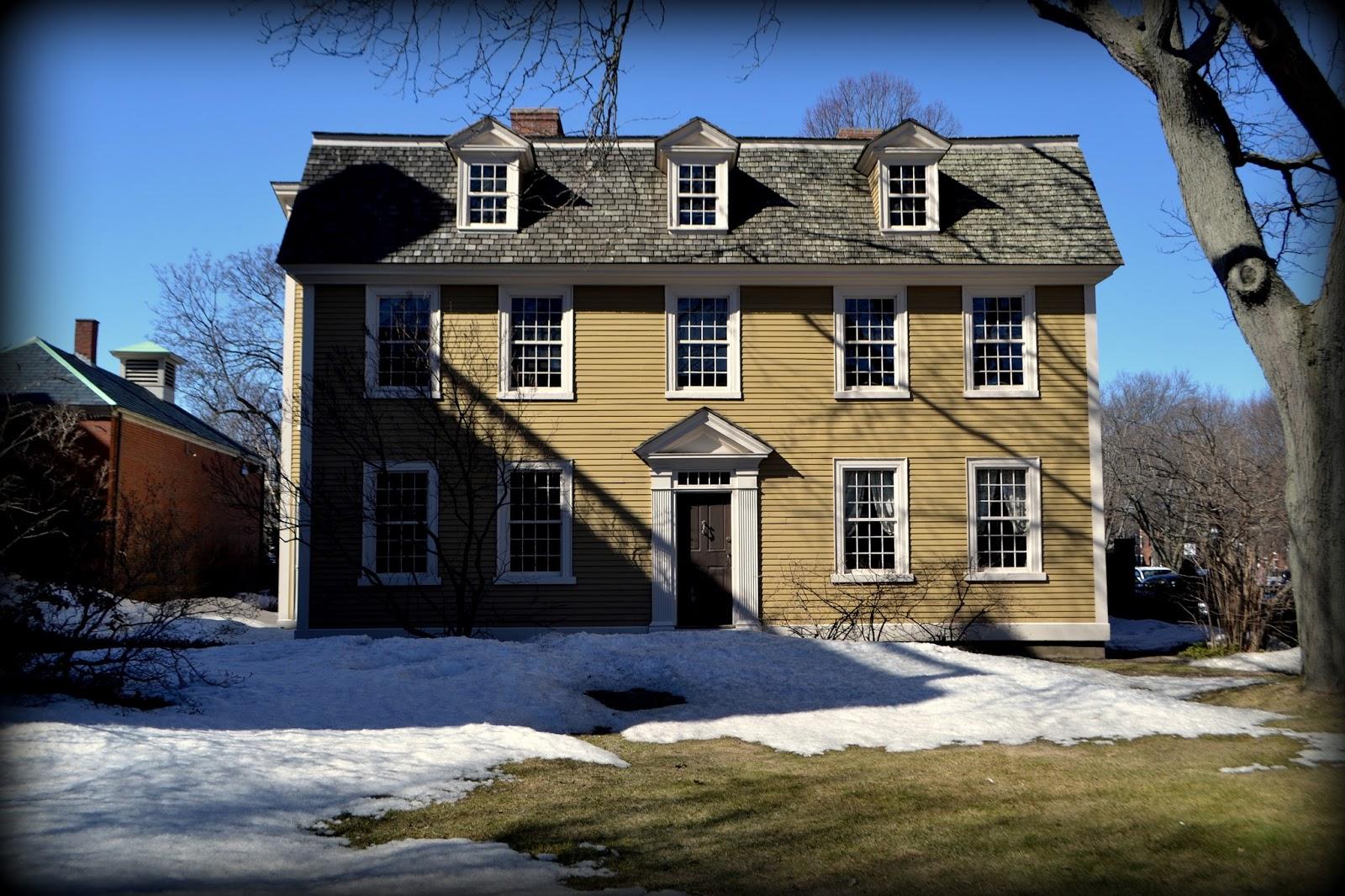 Crowinshield - Bentley House, Salem, MA