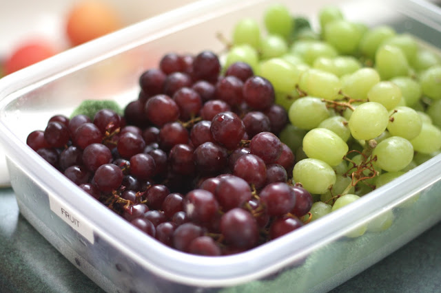 Kitchen Tips: Produce Boxes ~ Organizing Your Refrigerator recipe by Barefeet In The Kitchen