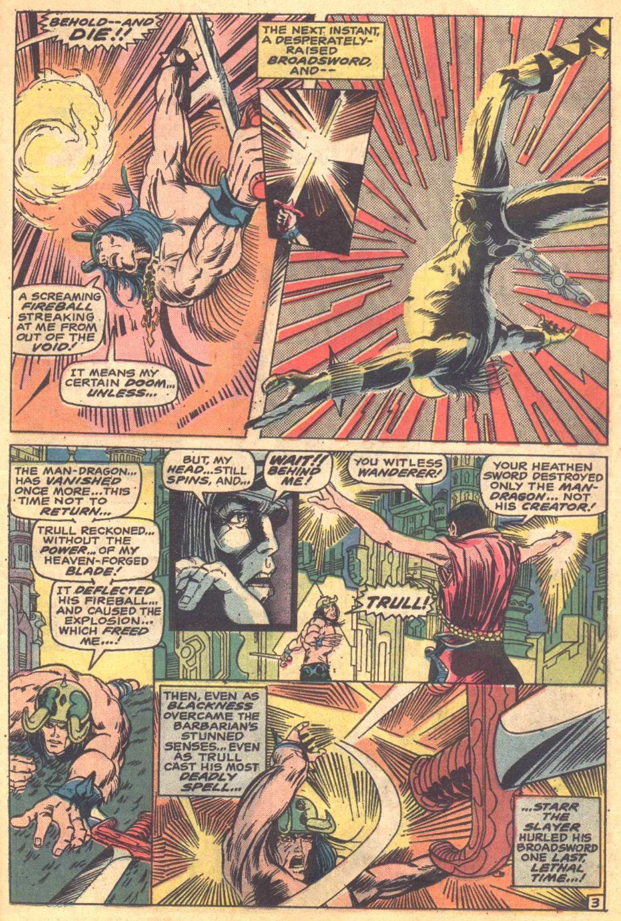 Conan the Barbarian (1970) Issue #16 #28 - English 15