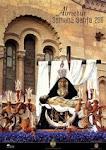 Cartel oficial de la semana santa de Almería 2011