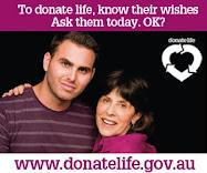 Donate Life AUSTRALIA
