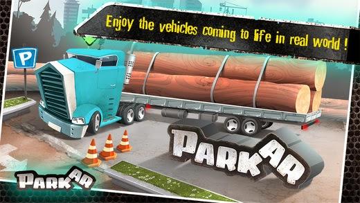 Park AR - Araç Park Oyunu Apk Android