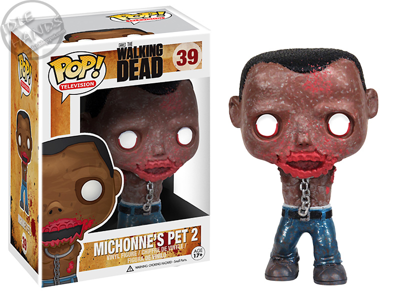 Toys Take A Look At Funko S Series 2 Walking Dead Figures