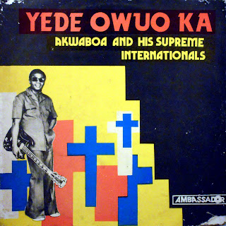 Master Bob Akwaboah and hisSupreme Internationals -Yede Owuo Ka, Ambassador
