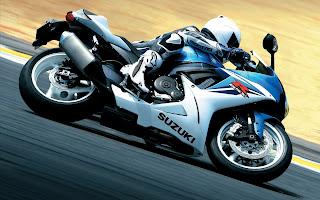 Wallpaper Suzuki GSX-R
