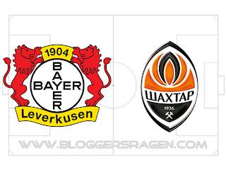 Prediksi Pertandingan Shakhtar vs Bayer Leverkusen