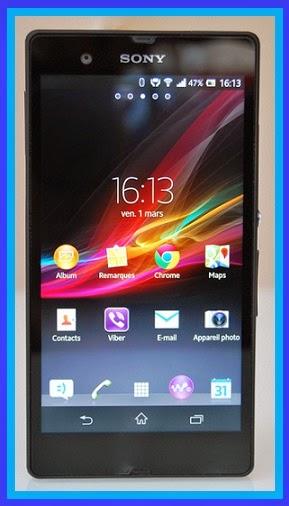 Harga HP Sony Xperia Z LTE C6603