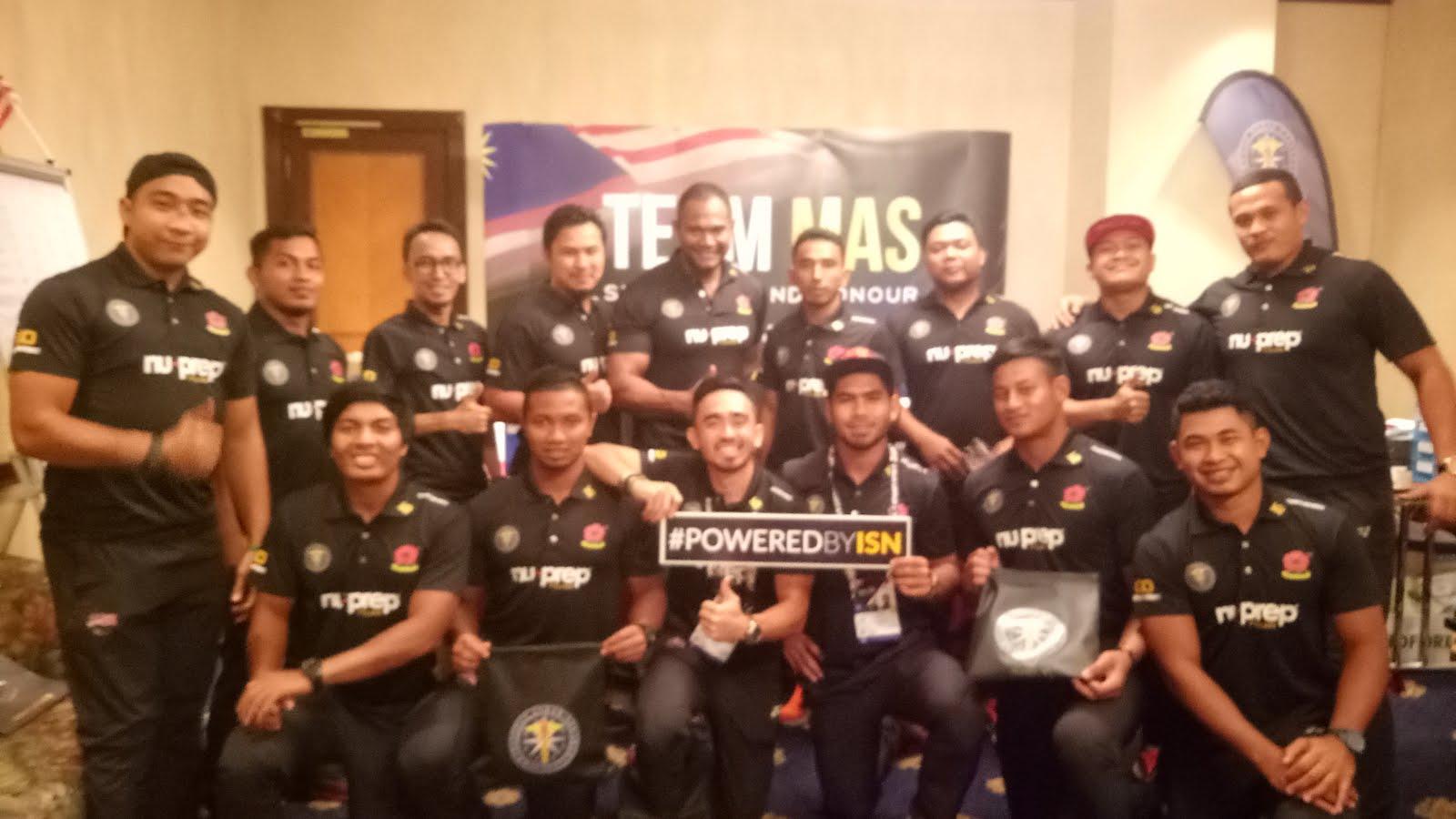 Sea Games 2017, Rugby 7S, Kami Champion Nu-Prep Terbaik