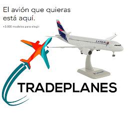 La tienda chilena de aviones a escala más grande de Latinoamérica