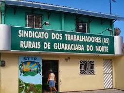 SINDICATO DOS TRABALHADORES RURAIS DE GUARACIABA DO NORTE