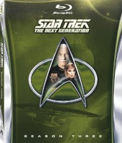 Star Trek: The Next Generation Season Three