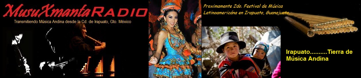 MusuxRadio; Radio por Internet, Transmitiendo-Musica-Andina