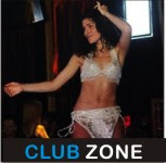New year party at Club zone