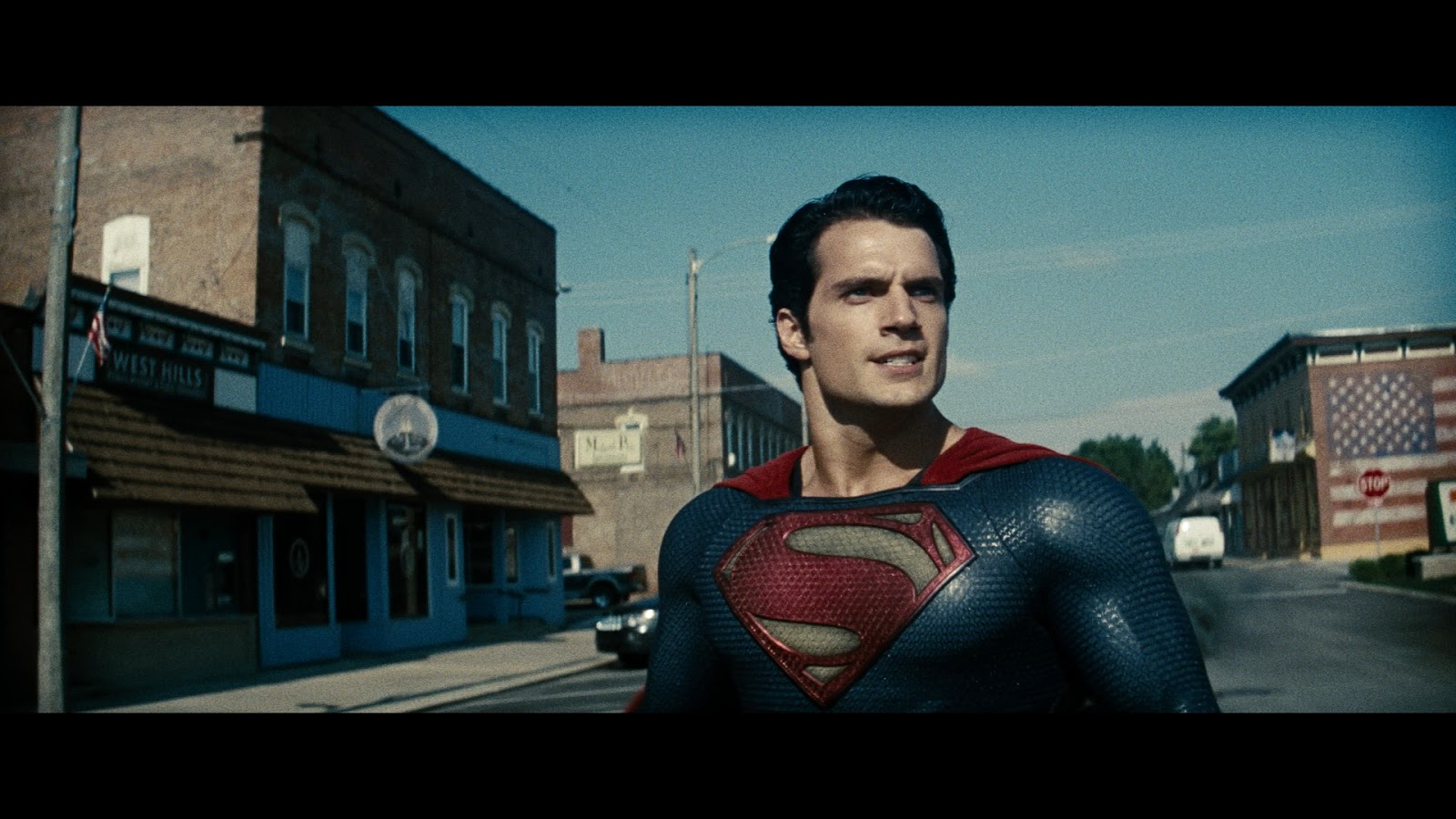 Batman is Amused  Man of Steel sequel title The