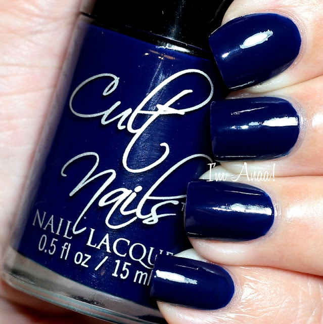 Cult Nails Time Traveler