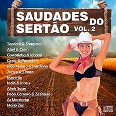 Download CD Saudades do Sertão Vol.2