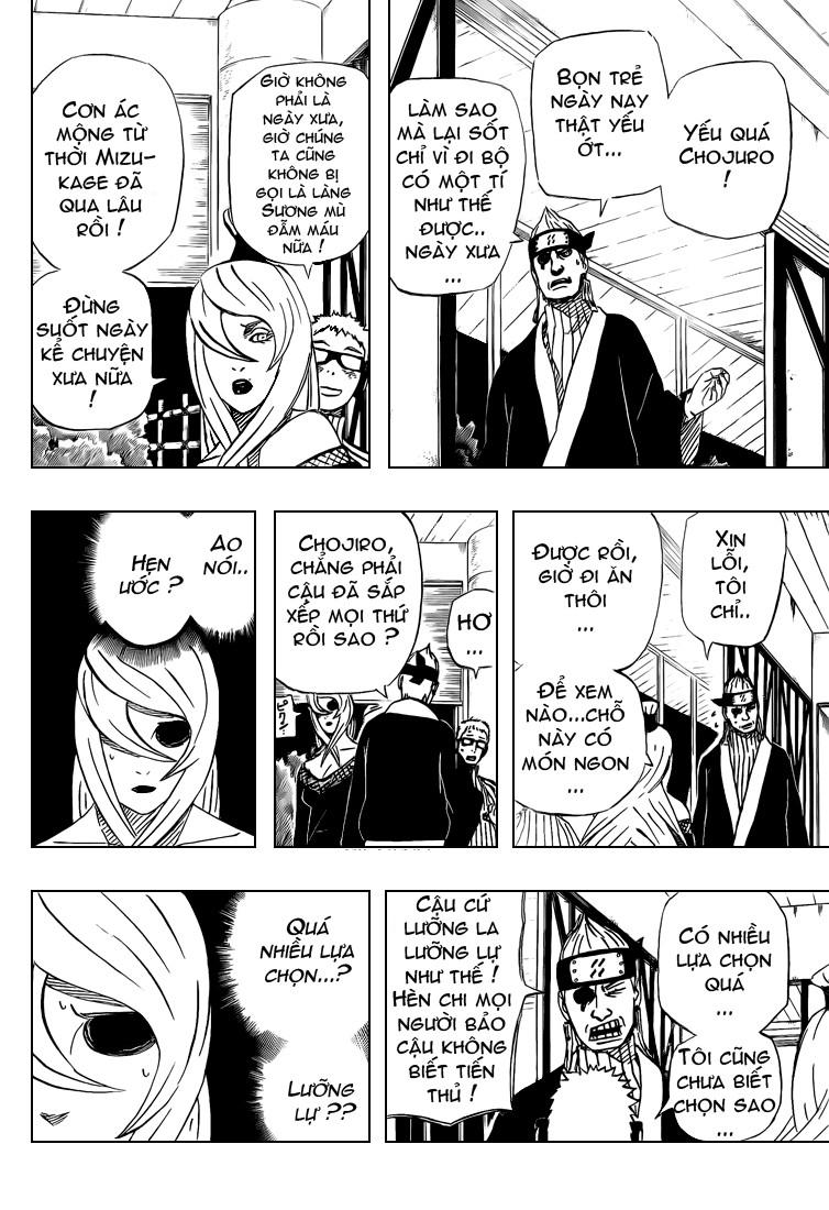 Naruto chap 456 Trang 16 - Mangak.info
