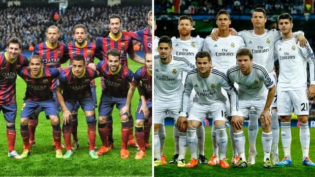 مجلة فوربس: ريال مدريد الاغلى و برشلونة الثاني