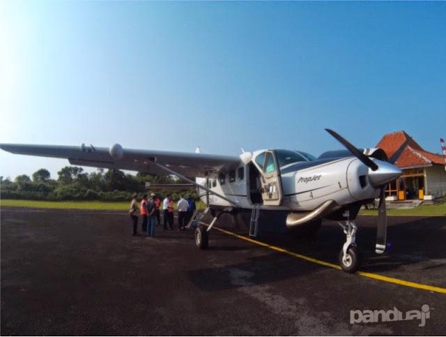 Pesawat Perintis di Karimunjawa