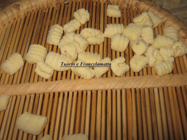gnocchi fatti in casa
