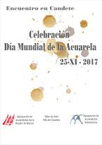 """Salida a Caudete - Celebración del día mundial de la acuarela"""""""