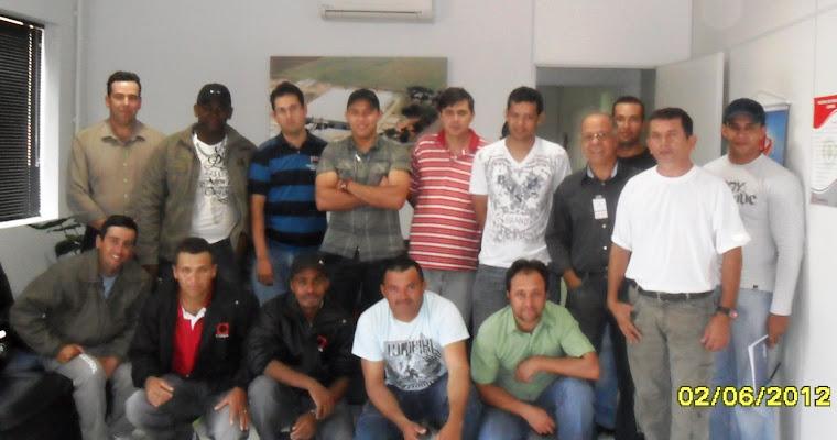 Formandos Curso Liderança Cassol - SP 2012