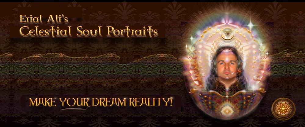 Erial Ali's Celestial Soul Portraits
