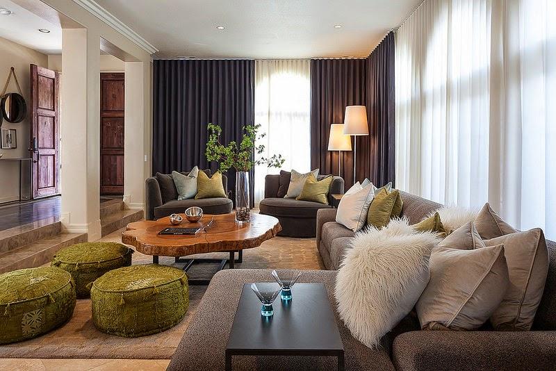 ruang tamu modern minimalis
