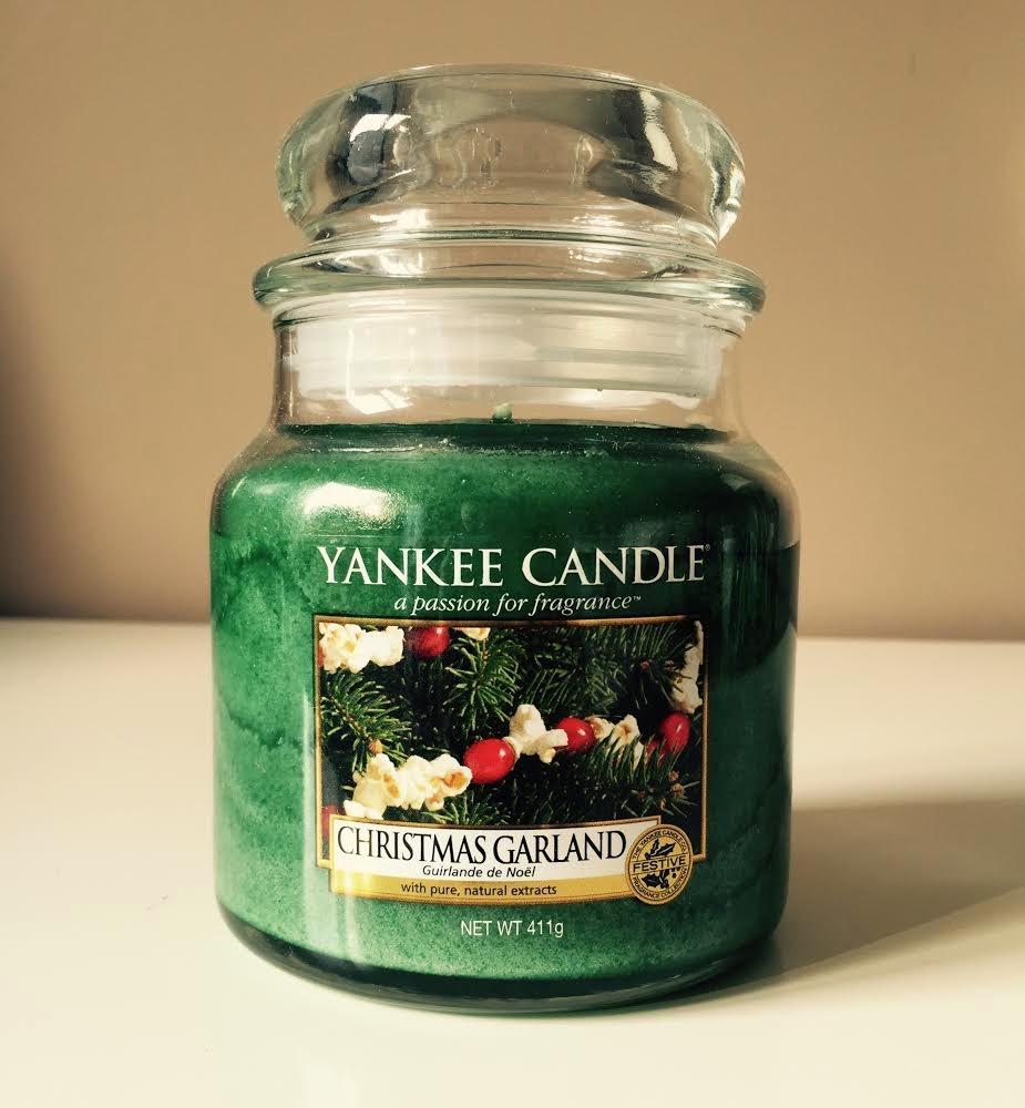 Yankee Candle Christmas Garland I Am Fabulicious