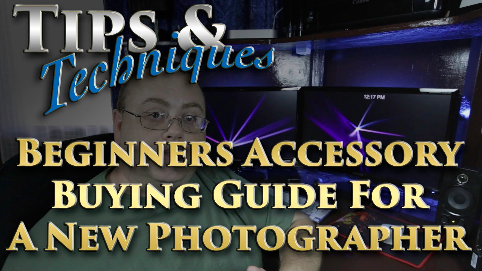 Beginners Accessory Buying Guide For A New Photographer