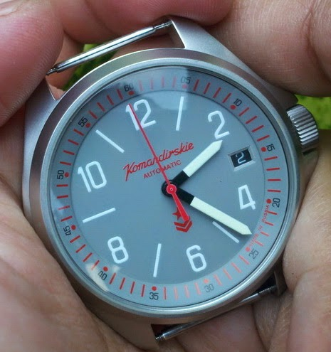 Russian Watch-Vostok