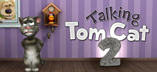 Talking Tom Cat 2 Free 1.3.1 Apk Android