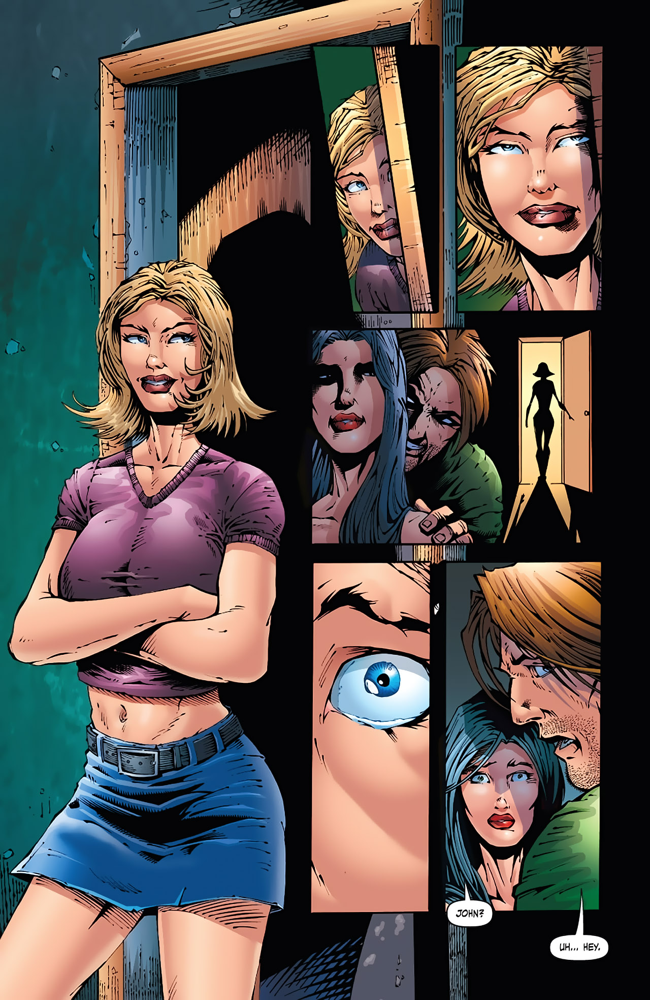Grimm Fairy Tales (2005) Issue #6 #9 - English 4