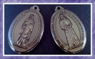 THE OUR LADY OF TEARS MEDAL