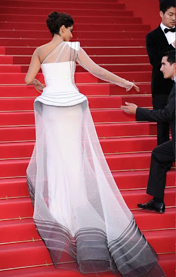 "Sonam Kapoor  ""The Artist"" Premiere at Cannes Film Festival 2011"