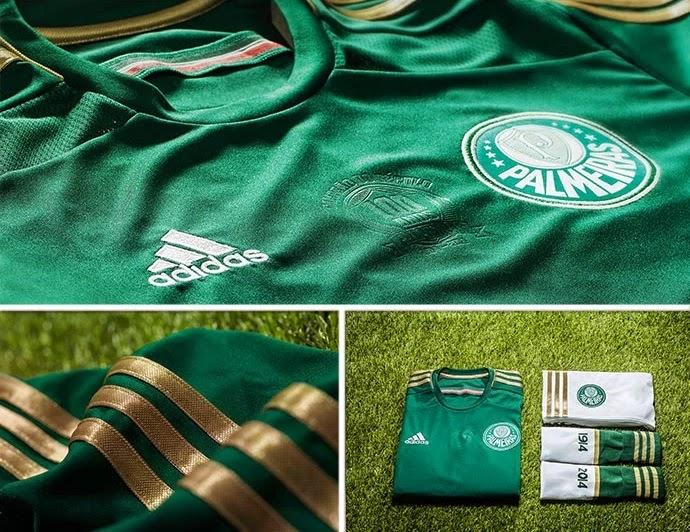 Palmeiras presiona a adidas para la renovación