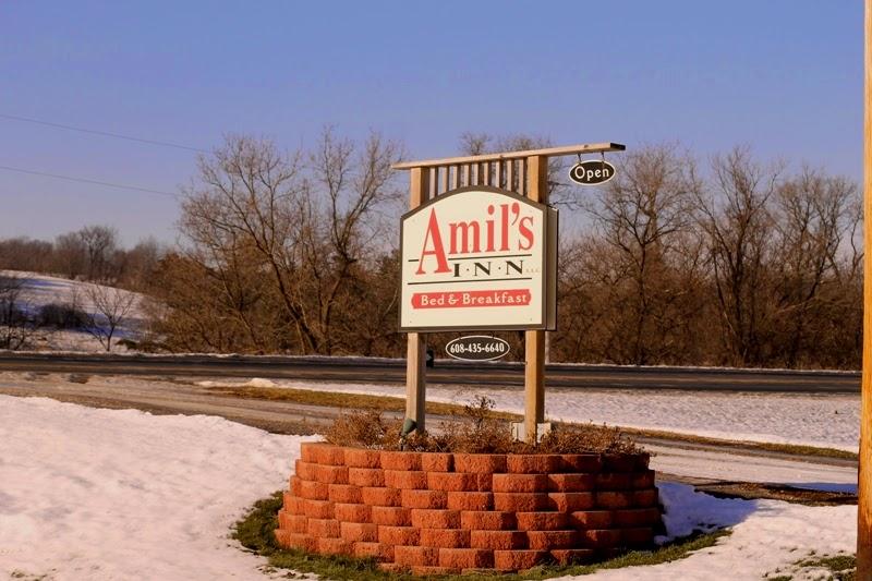 Amil's Inn B&B, Wilton, WI