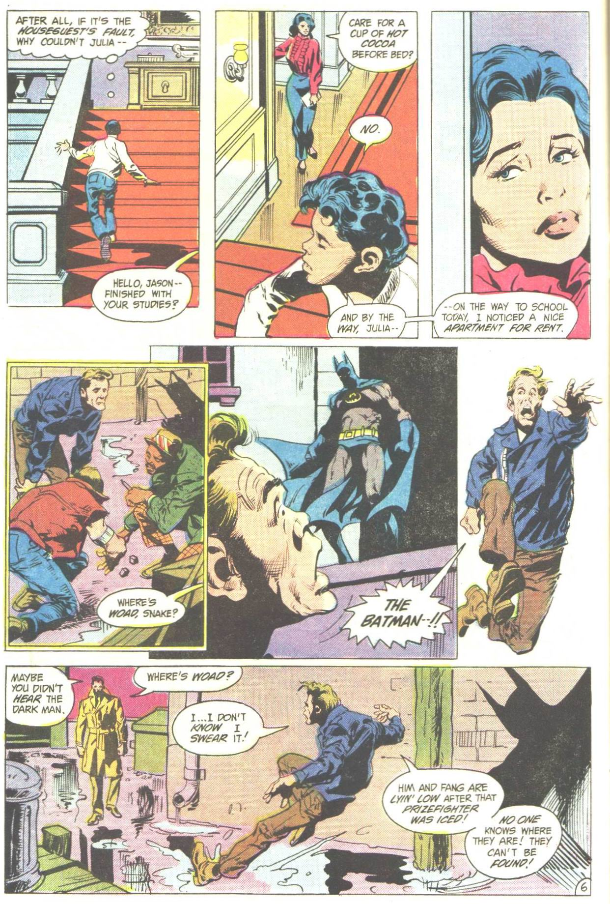 Detective Comics (1937) Issue #539 Page 10