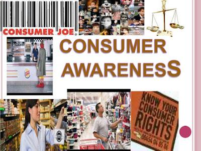 उपभोक्ता जागरूकता Consumer Awareness