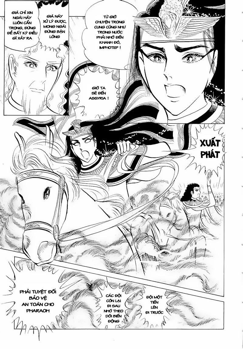 Nữ Hoàng Ai Cập-Ouke no Monshou chap 51 Trang 17 - Mangak.info