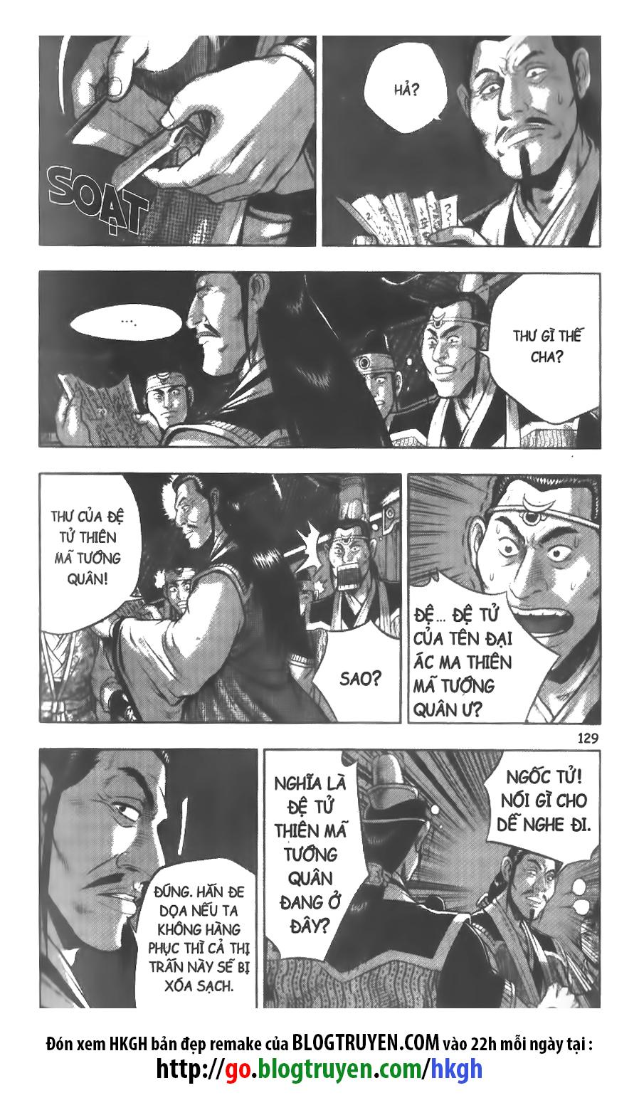 Hiệp Khách Giang Hồ chap 337 page 20 - IZTruyenTranh.com