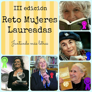 Reto Mujeres Laureadas 2016