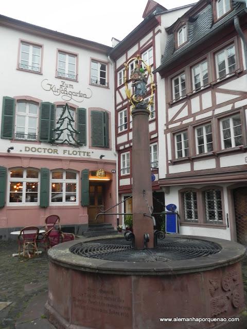 A adorável Kirschgarten