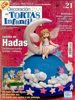 Revista : Decoración de Tortas Infantiles n.21