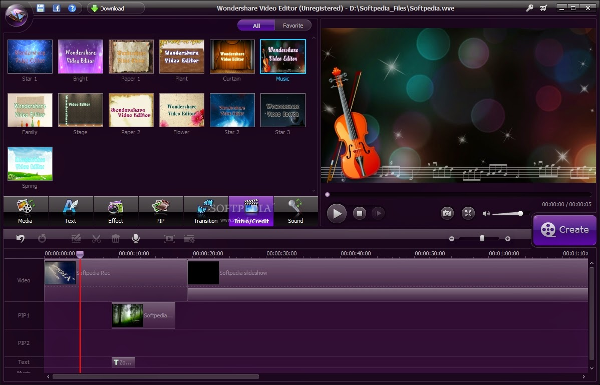 скачать wondershare video editor на русском кряк